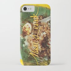 Fatty Rice iPhone 7 Slim Case
