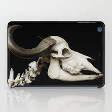 Cattle Skull 4 iPad Case