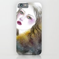 iPhone & iPod Case featuring Part Of The Universe by Ana Montaño