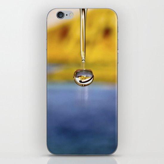 """""""water drop 3"""" iPhone & iPod Skin"""
