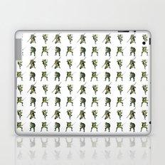 Ninja Turtle Pattern Laptop & iPad Skin