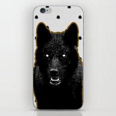 Just Wolf. iPhone & iPod Skin