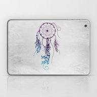 Laptop & iPad Skin featuring Key To Dreams Colors  by LouJah