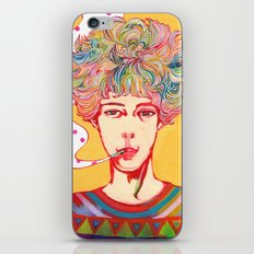 Oh No Ono iPhone & iPod Skin
