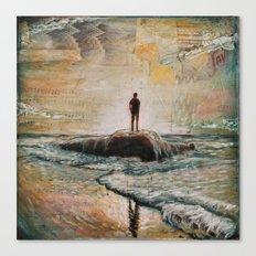 Heaven's Reflection Canvas Print