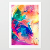 Join Art Print