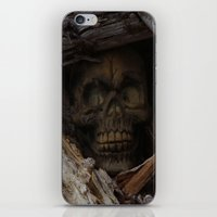 Dead Wood iPhone & iPod Skin
