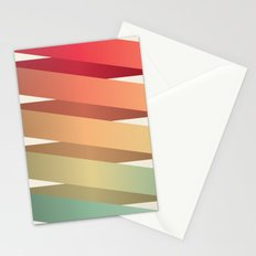 Colorful Ribbon Stationery Cards