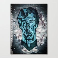 The Great Detective Canvas Print