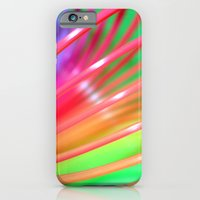 iPhone & iPod Case featuring Slinky by Ginger Mandy
