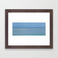 Key West Framed Art Print