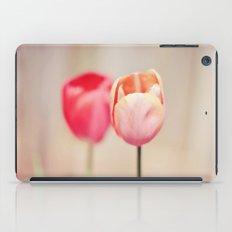 Pair of Tulips iPad Case