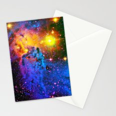 Fox Fur Nebula II Stationery Cards