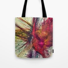 Fractal zen Tote Bag