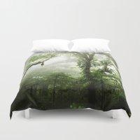 Cloud Forest Duvet Cover