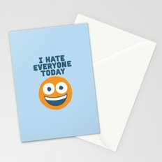 Loathe Is the Answer Stationery Cards