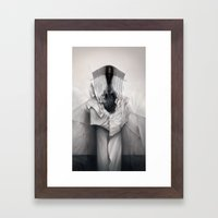 Cloth Architect Framed Art Print