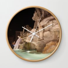 Gian Lorenzo Bernini Wall Clock