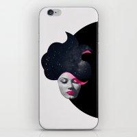 Souffle de Cheveux iPhone & iPod Skin