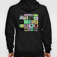 I am a  coloured pattern, pattern Hoody