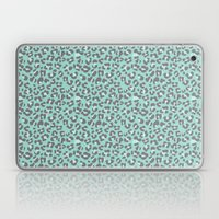 Leopard Acqua Laptop & iPad Skin