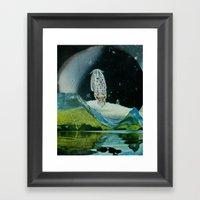 Milford Framed Art Print