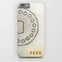 Number Five iPhone 6 Slim Case