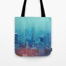 Nightcity Tote Bag