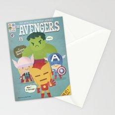 avengers fan art Stationery Cards