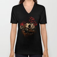 The Red Knight (Red Vers… Unisex V-Neck