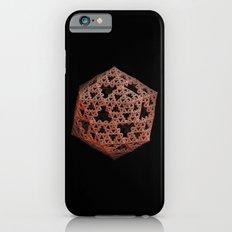 3D Fractal Icosahedron iPhone 6 Slim Case