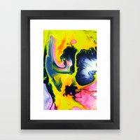 Chaser Framed Art Print