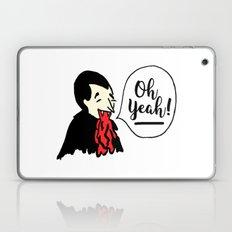 Happy Vampire Laptop & iPad Skin