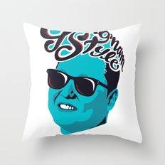 Gangnam Style Throw Pillow