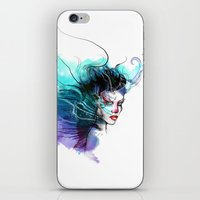 Angel iPhone & iPod Skin