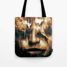 Blind Fate Tote Bag