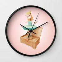 Next pop singer  Wall Clock