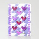 Sweetooth Love Stationery Cards