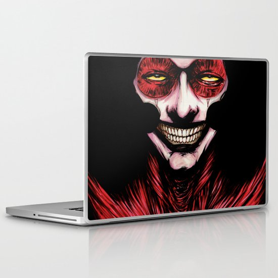 Arlecchino AD.2010 Laptop & iPad Skin