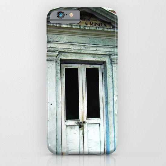 Bahama Door iPhone & iPod Case