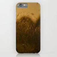Delicate Grasses and Dew iPhone 6 Slim Case