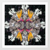 Mandala Series #09 Art Print