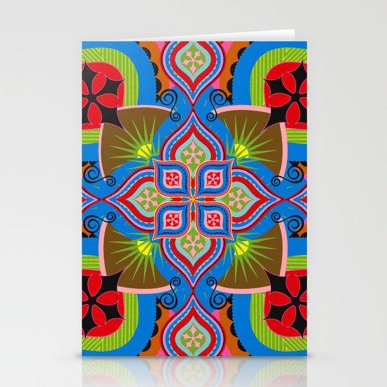 pattern02 Stationery Card