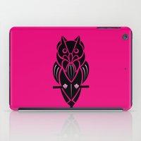 Owl - Simple Design - PI… iPad Case