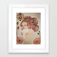 Cultivate :: Natural His… Framed Art Print