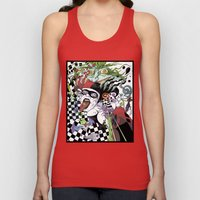 Harley Quinn And Madness Unisex Tank Top