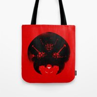 Super Metroid Tote Bag