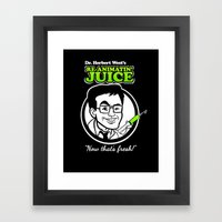 Fresh-Maker Framed Art Print