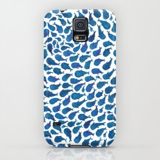 Blue Whales Galaxy S5 Slim Case