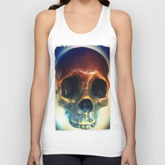 All You Need is Skull. Unisex Tank Top